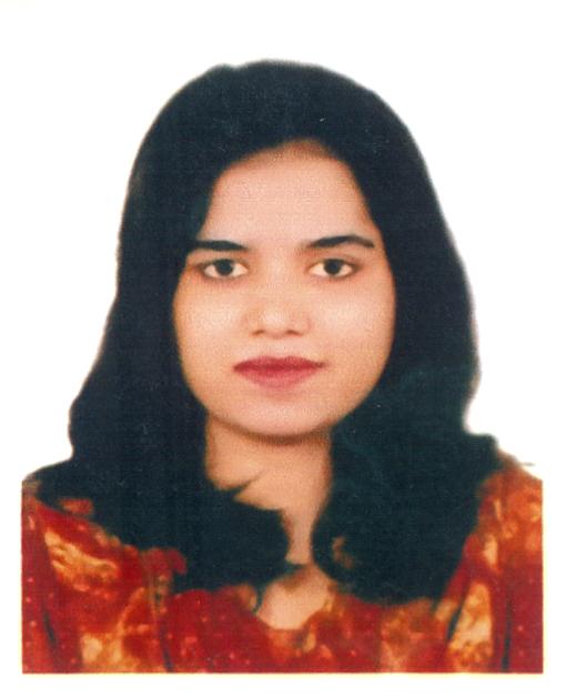 Ms. Yeasmin Akter