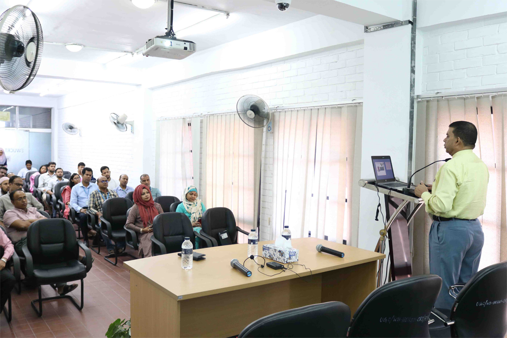 EWU-CRT Organizes a Training Workshop