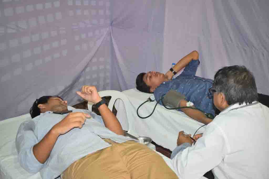 Blood Donation Camp Fall-2019