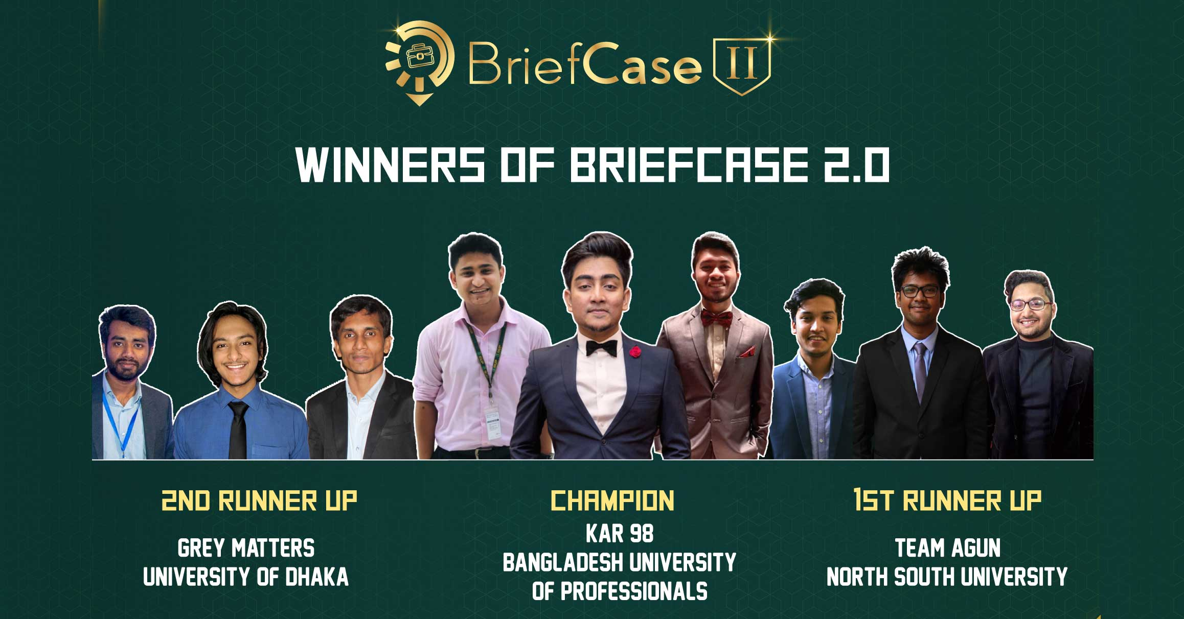 Curtain Comes Down On BriefCase 2.0