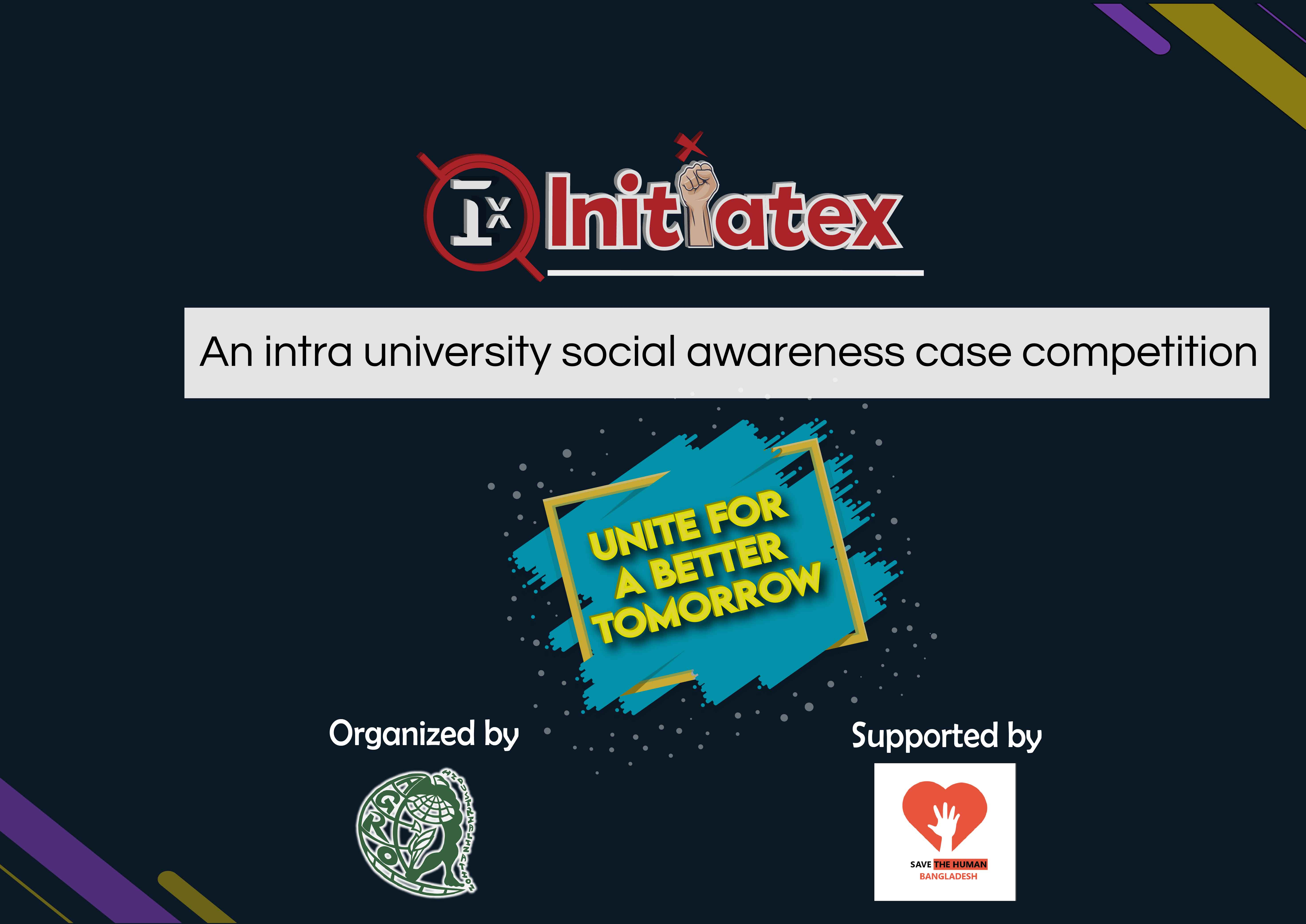 "A successful completion of ""Initiatex"""