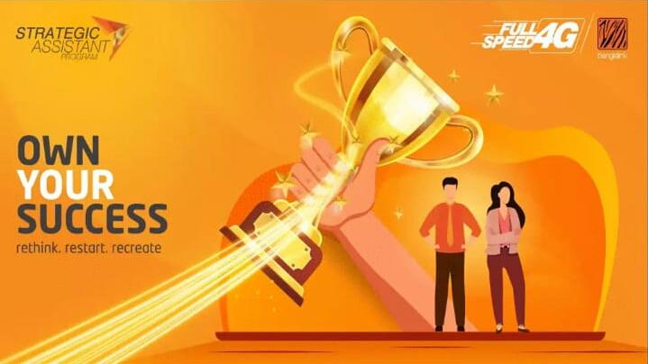 Banglalink Strategic Assistant Program: Conquer Your Career Goals